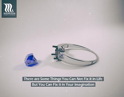 ring of life 3D design