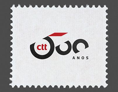 CTT 500 Anos - Branding