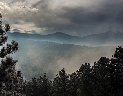 Mists of Colorado