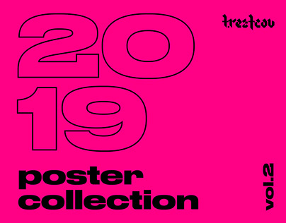 POSTER COLLECTION | 2019