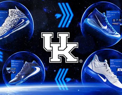 "Kentucky Basketball Nike ""PE"" Social Media Graphics"