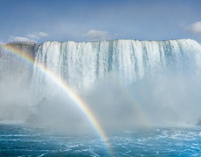 Why I left for Niagara Falls