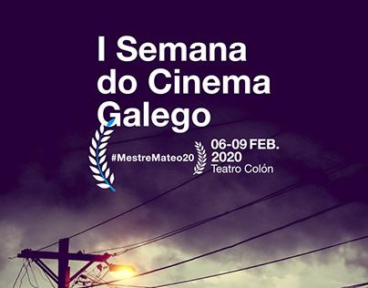 I Semana Galega do Audiovisual