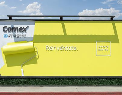 Publicidad exterior - Valla Comex