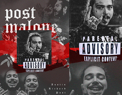Post Malone // Poster Collection
