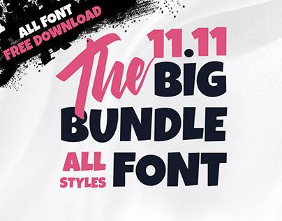 FREE BUNDLE FONT   All Style Font
