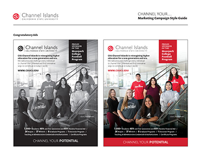 Channel Your... Marketing Campaign - CSUCI