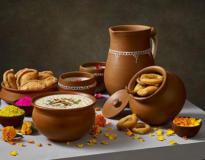 Kohinoor Calendar 2018: Festivals of India