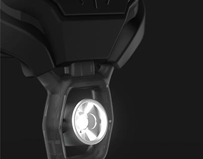 E.M.S. Headlamp