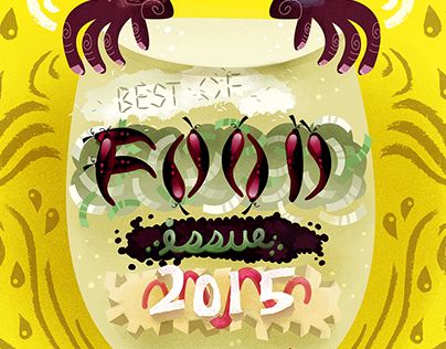 Best of Food Issue 2015