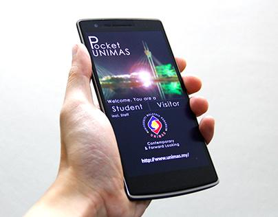 Pocket UNIMAS (Prototype)