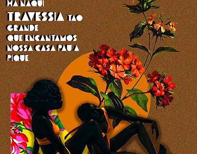 Poesia Visual | Ebó de Santo