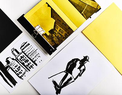 Wien - Illustrative Buchgestaltung