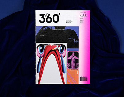Design 360° Magazine No.85 Design Nightlife