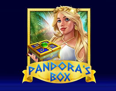 Slot Game - Pandora's Box