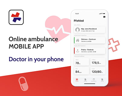 OnlineAmbulance App - Doctor in your phone
