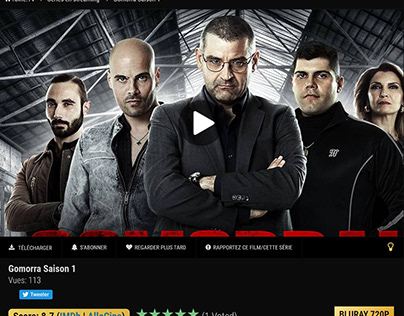 Gomorra Saison 1 streaming vf | fCine.TV