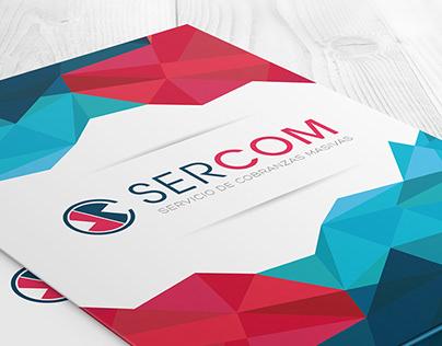 Sercom - Branding