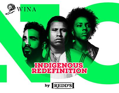 REDD'S - INDIGENOUS REDEFINITION