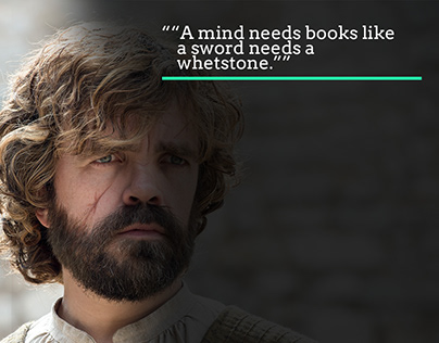 Tyrion lannister quotes || Game of Thrones