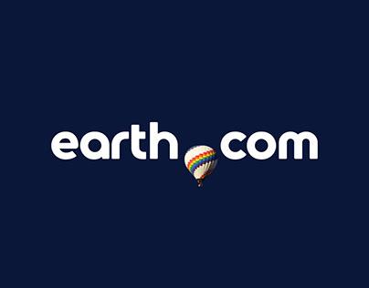 Earth.com rebranding
