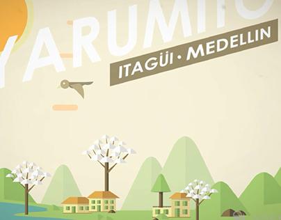 motion graphic - Proyecto Yarumo