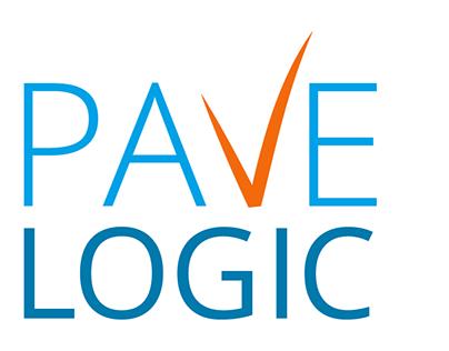 Logo Design : PaveLogic