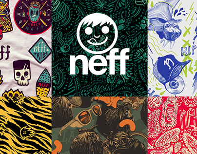 NEFF HEADWEAR graphics