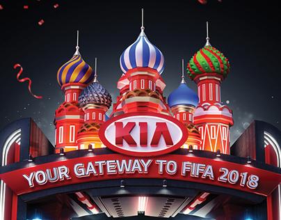 KIA // FiFa World Cup 2018 - Russia