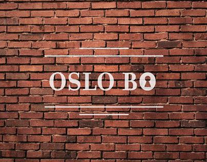 Oslo Bo, logotype stylesheet.