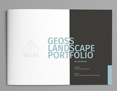 Geoss Landscape - Brochure