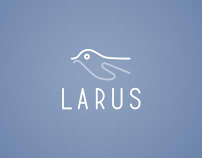 logo LARUS