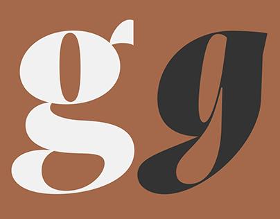 Mastro Typeface Family
