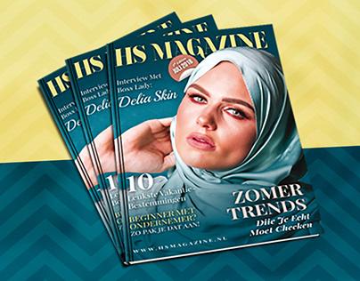 HS Magazine - French Language