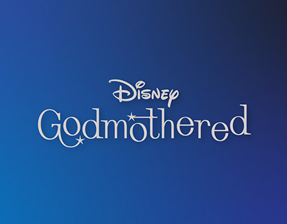 Godmothered Movie Title Treatment
