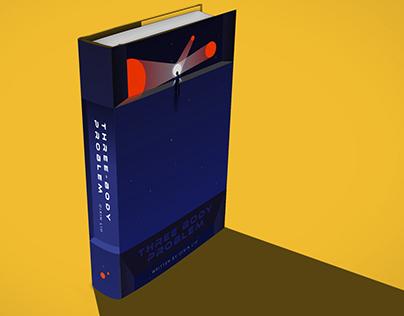 The Three-Body Problem 三体 | Book Cover Design