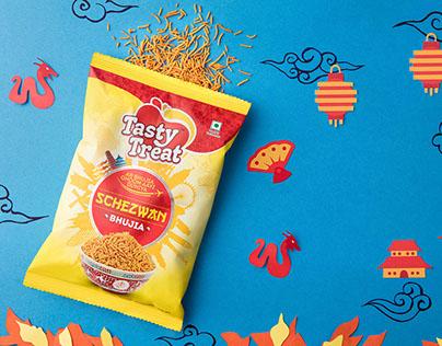 Tasty Treat - Mixed Media Digital Campaign