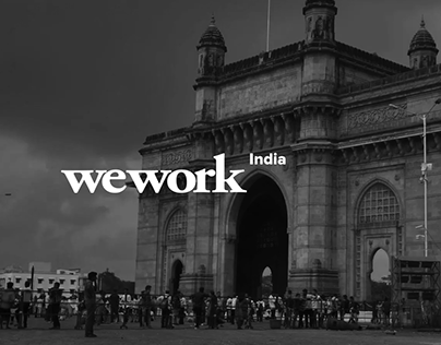 WeWork Creative Pitch