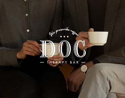 DOC coffee therapy bar
