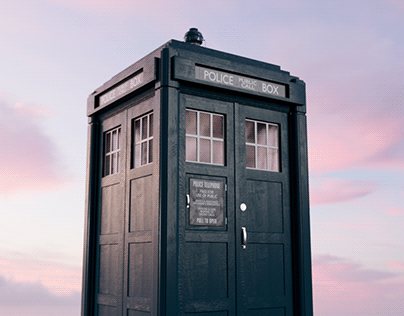 13th Doctor Who, Tardis