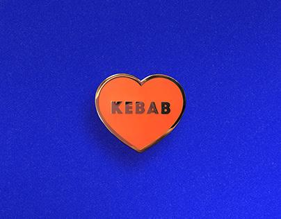 Pin #1 : Kebab Lover
