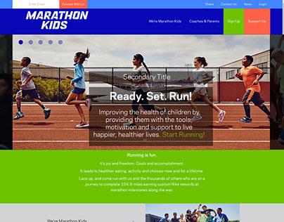 Marathon Kids Technology Project