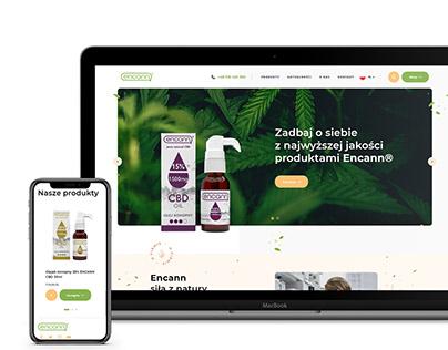 ENCANN / Sklep Online