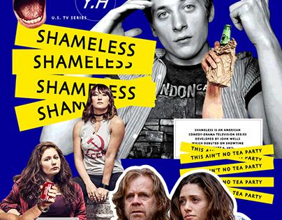 SHAMELESS | Poster Design-movie 海報設計