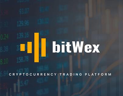 bitWex - Cryptocurrency Trading Platform