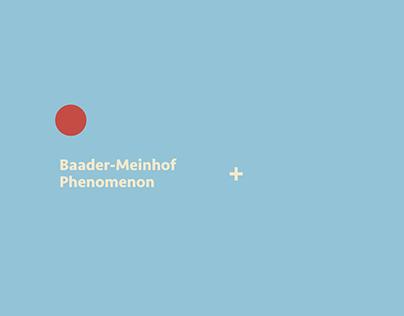 Badder-Meinhof Phenomenon Knowledge Clip|紅軍現象 知識動畫