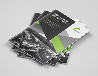 Urban Property - Brochure Design