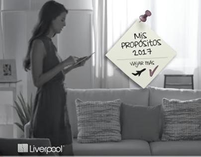Propositos viajar Liverpool