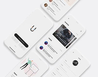 U-Business - Online Community App