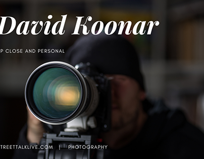 David Koonar Gives Photography Tips for Beginners